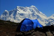 Budget CAmping in Chopta