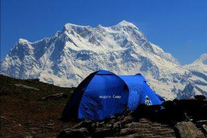 Alpine Camping In Chopta