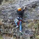 Rock Climbing Activity at Duggle Bittha Chopta - By Magpie Camp Chopta