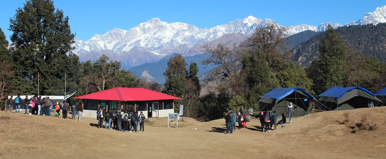 CHOPTA -3 NIGHT DELUXE CAMPING & TREKKING TOUR
